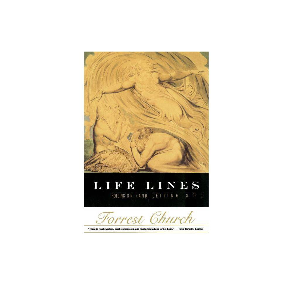 Life Lines By Forrest Church Paperback
