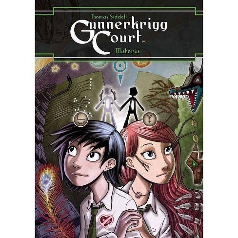 Gunnerkrigg Court, Volume 4 - by  Tom Siddell (Paperback) - image 1 of 1