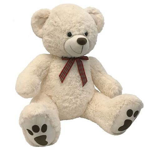 65cca8a03493 3' Giant Plush Teddy Bear : Target