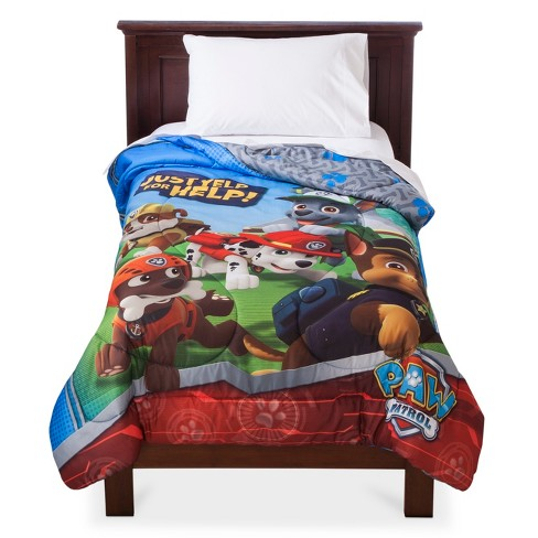 Paw Patrol Just Yelp for Help!Comforter (Twin) - image 1 of 1