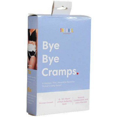 The Girls Company Cramp Alleviating Starter Pack - 3ct