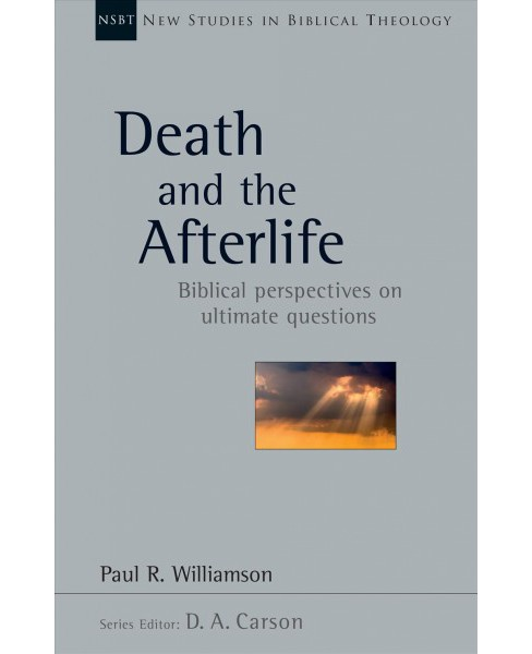 Death and the afterlife : Biblical Perspectives on Ultimate Questions -  (Paperback) - image 1 of 1