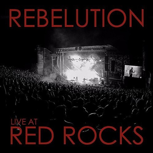 Rebelution - Live At Red Rocks (CD) - image 1 of 1