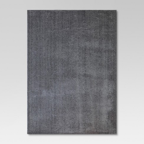 Solid Tufted Micropoly Shag Area Rug - Project 62™ - image 1 of 4