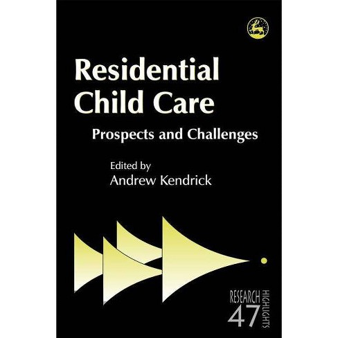 Residential Child Care - (Research Highlights in Social Work (Paperback)) (Paperback) - image 1 of 1
