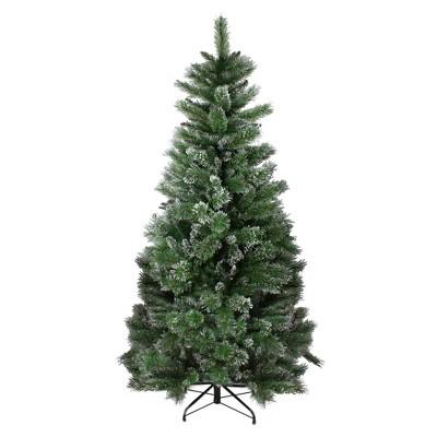 Northlight 6' Snowy Mixed Montana Pine Artificial Christmas Tree - Unlit