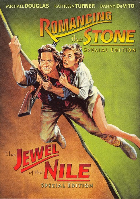 Romancing the Stone/Jewel of the Nile [Special Edition] [2 Discs] - image 1 of 1