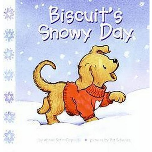 Biscuit's Snowy Day - by  Alyssa Satin Capucilli (Board_book) - image 1 of 1