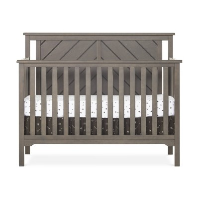 Forever Eclectic Hampton Flat Top 4-in-1 Convertible Crib