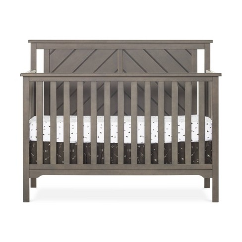 Forever Eclectic Hampton Flat Top 4-in-1 Convertible Crib - image 1 of 4