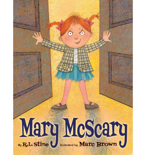 Mary McScary -  by R. L. Stine (School And Library) - image 1 of 1