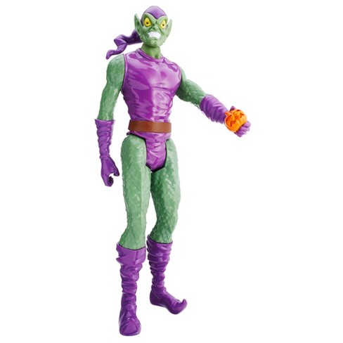 Marvel Spider-Man Titan Hero Series Villains Green Goblin Figure - image 1 of 2