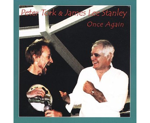 Peter tork - Once again (CD) - image 1 of 1