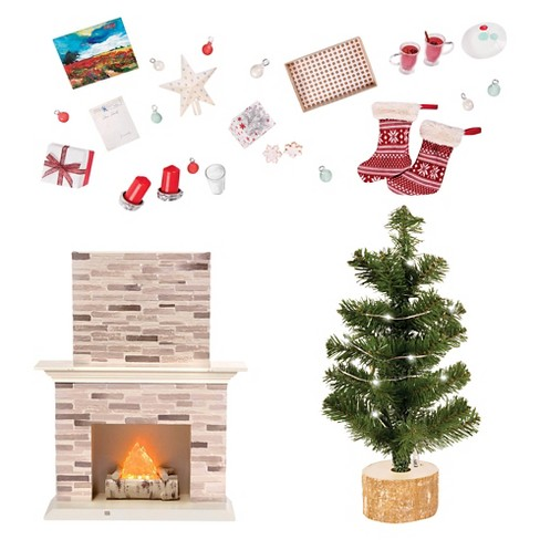 our generation holiday accessory set - Holiday Value Decorative Christmas Set