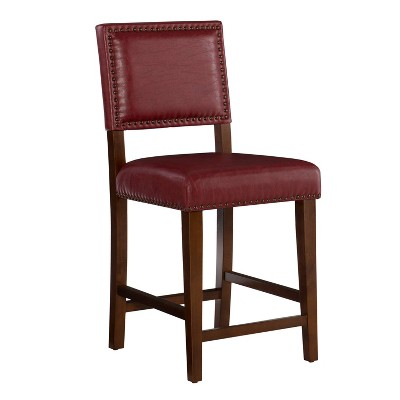"24"" Brook Counter Height Barstool - Linon"