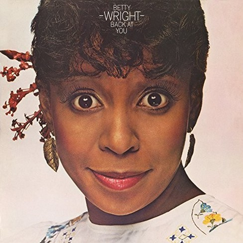Betty Wright - Wright Back At You (CD) - image 1 of 1
