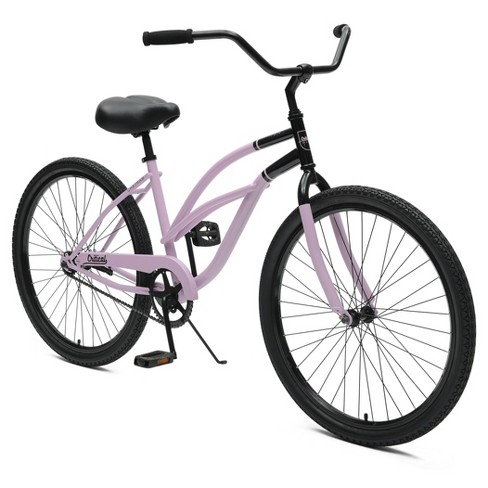 "Critical Cycles Ladies Chatham 1-speed Cruiser Bike- 26"" - Blush Pink - image 1 of 1"