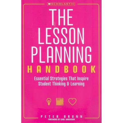 The Lesson Planning Handbook - by  Peter Brunn (Paperback) - image 1 of 1