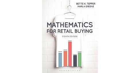 Mathematics for Retail Buying (Paperback) (Bette K. Tepper & Marla Greene) - image 1 of 1