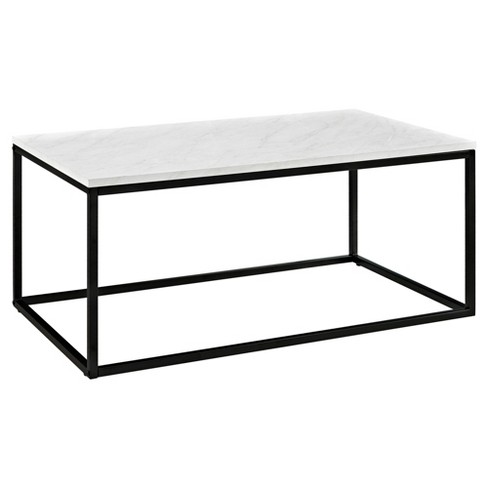 Urban Open Box Frame Coffee Table - Saracina Home - image 1 of 4