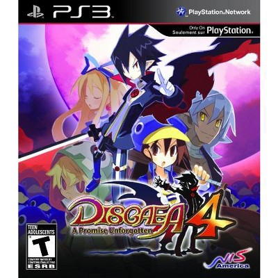 Disgaea 4: A Promise Unforgotten - Playstation 3