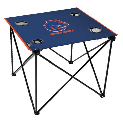 NCAA Boise State Broncos Portable Table - image 1 of 1