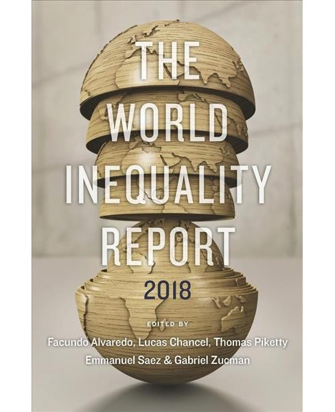 World Inequality Report 2018 -  (Paperback) - image 1 of 1