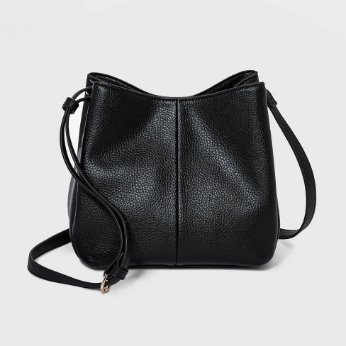 Soft Mini Crossbody Bag - A New Day™ - image 1 of 3