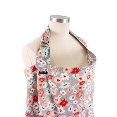Bebe au Lait Blooms Cotton Pure & Simple Nursing Cover