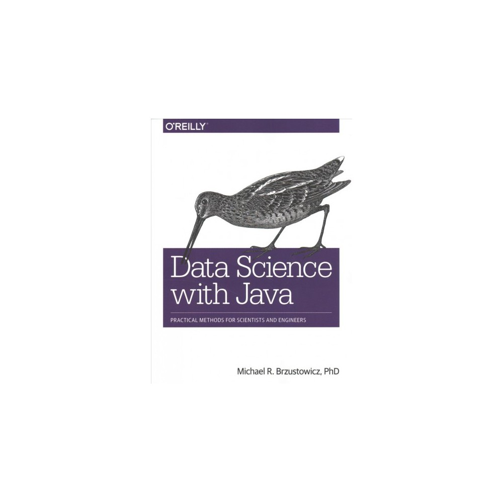 Data Science With Java (Paperback) (Ph.d. Michael R. Brzustowicz)