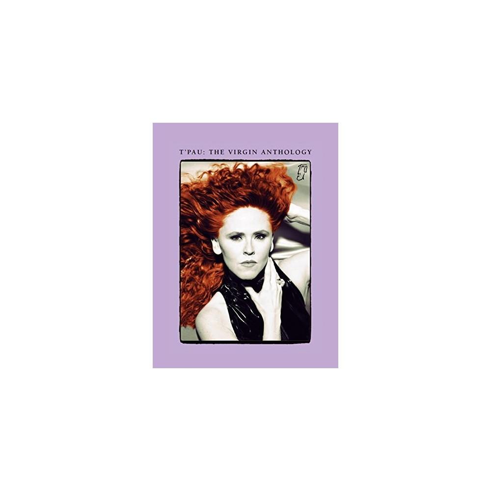 T'pau - Virgin Anthology (CD)