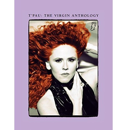 T'pau - Virgin Anthology (CD) - image 1 of 1