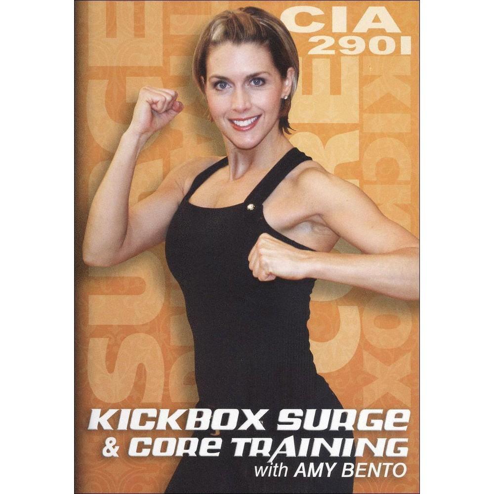 Kickbox Surge & Core Training (Dvd)