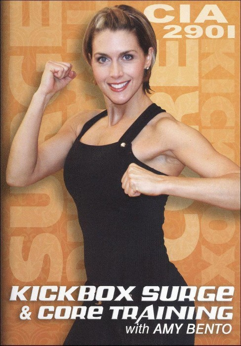 Kickbox surge & core training (DVD) - image 1 of 1