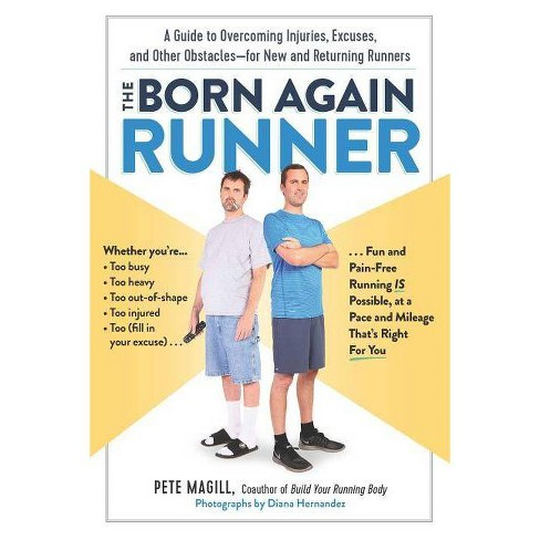 The Born Again Runner - by  Pete Magill (Paperback) - image 1 of 1