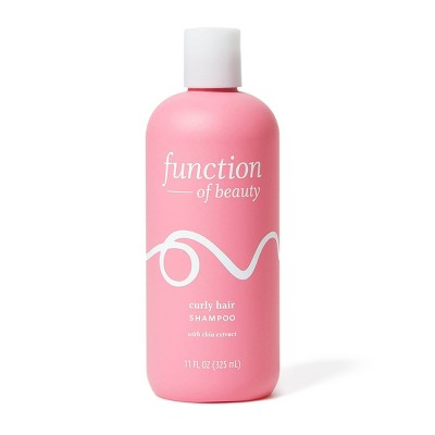 Function of Beauty Curly Hair Shampoo Base with Chia Extract - 11 fl oz