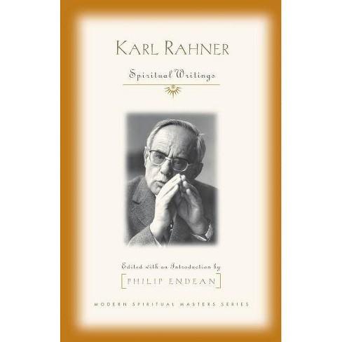 Spiritual Writings - (Modern Spiritual Masters) by  Karl Rahner (Paperback) - image 1 of 1