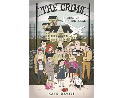 Crims -  (Crims) by Kate Davies (Hardcover) - image 1 of 1