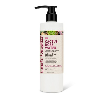Carols Daughter Cactus Rose Water Sulfate-Free Shampoo - 12 fl oz