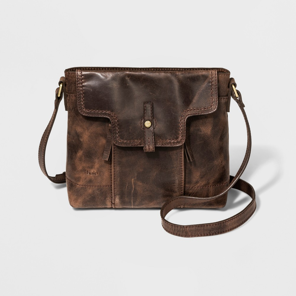 Image of Bolo Callahan Crossbody Bag - Chocolate, Women's, Brown