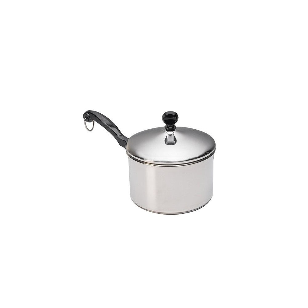 Image of Farberware Classic 2-qt. Covered Saucepan, Clear
