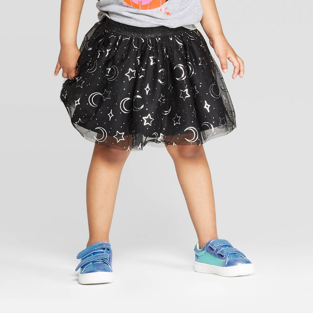 Best Online Toddler Girls Tutu Skirt Cat Jack Black 2T