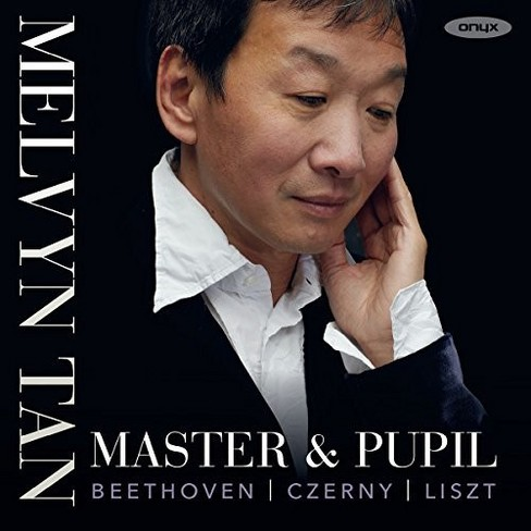 Melvyn Tan - Master & Pupil:Works By Beethoven Cze (CD) - image 1 of 1