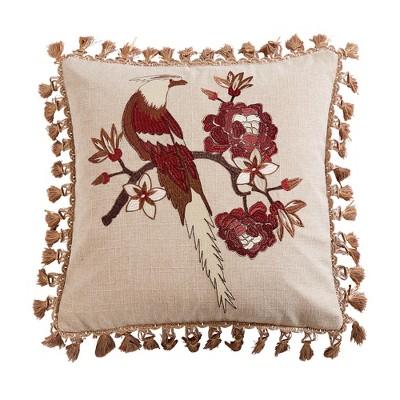 Astrid Bird Decorative Pillow - Levtex Home