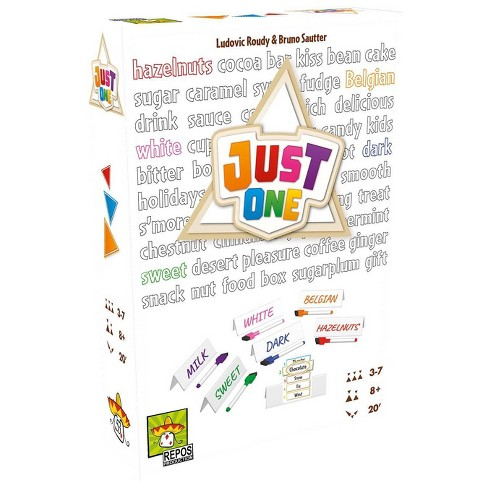 Just One Board Game - image 1 of 3