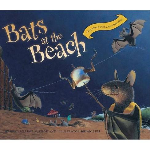 Bats at the Beach - (Bat Book) by  Brian Lies (Board_book) - image 1 of 1
