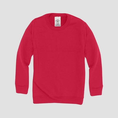 Hanes Kids' Comfort Blend Eco Smart Crew Neck Sweatshirt
