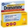 Dramamine Original Formula Motion Sickness Relief Tablets - 36ct - image 4 of 4