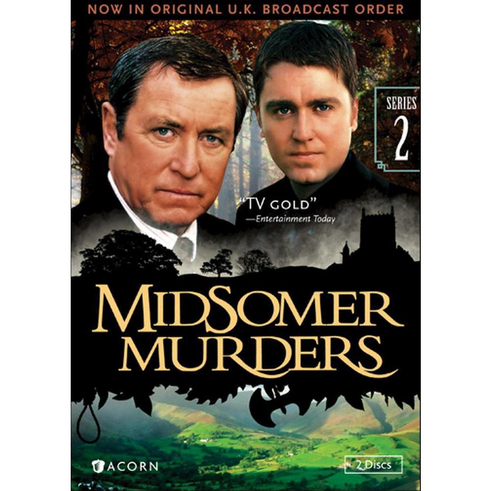 Midsomer Murders:Series 2 (Dvd)