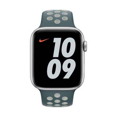 Apple Watch 44mm Nike Sport Band - Hasta/Light Silver